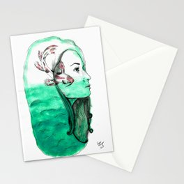 Koi Feelings Stationery Cards