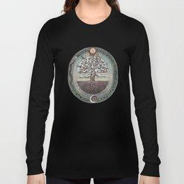 Origins Tree of Life Long Sleeve T-shirt
