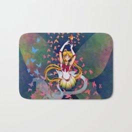 Super Sailor Moon and Rainbow Moon Chalice Bath Mat