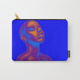 Colored Summer Carry-All Pouch