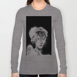 Deconnected Cyberian Long Sleeve T-shirt