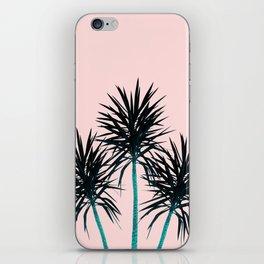 Palm Trees - Cali Summer Vibes #1 #decor #art #society6 iPhone Skin