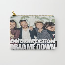 1D Drag me down Carry-All Pouch
