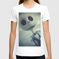 nightmare before christmas T-shirts featuring Mr. Jack (Nightmare Before Christmas) by LT-Arts