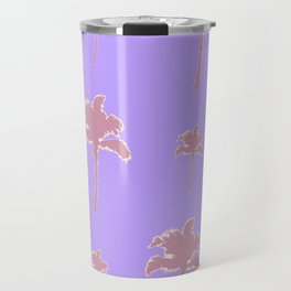 Alabaster Palm Tree Travel Mug