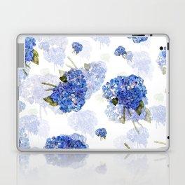 Cape Cod Hydrangea Nosegays Laptop & iPad Skin
