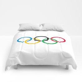 Olympic Logo Comforters
