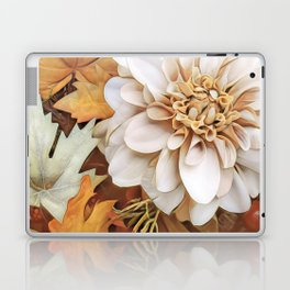 Autumn's Floral Laptop & iPad Skin