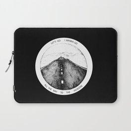 Biffy Clyro - Mountains lyrics Laptop Sleeve