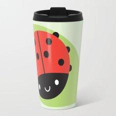 Kawaii Ladybird Travel Mug