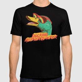 Ducking Motherquacker T-shirt