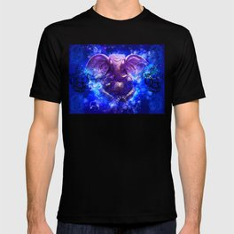 Lord Ganesha In The Cosmos T-shirt