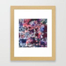 trap door Framed Art Print