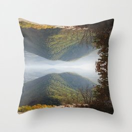 *°~ A ● Tale ¤f Two ○ Earth//s ~°* Throw Pillow