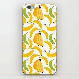Banana Harvest iPhone Skin