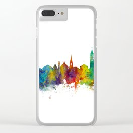 Kassel Germany Skyline Clear iPhone Case