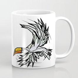 Toucan bird geometric Coffee Mug