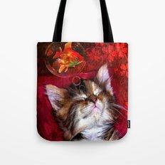 Dream sweet dream Tote Bag