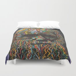 Evolved Duvet Cover