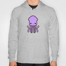Cute purple squid Hoody