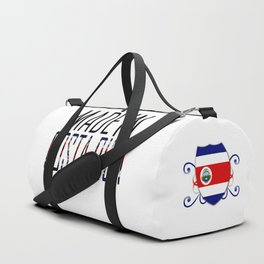 Made In Costa Rica Duffle Bag