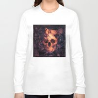 the mortal instruments Long Sleeve T-shirts featuring Mortal Sin by Sirenphotos