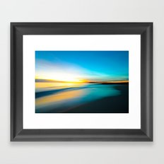 jj Framed Art Print