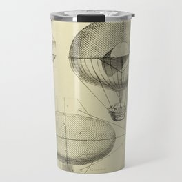 Mathieu's Airship Project Travel Mug