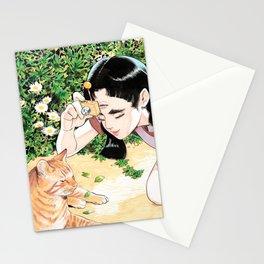 TRII 002 Stationery Cards