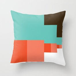 untitled 08 Throw Pillow