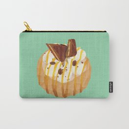 Tim Tam and Coffee Donut Polygon Art Carry-All Pouch