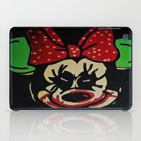 minnie mouse iPad Cases featuring Minnie Mouse by Jide