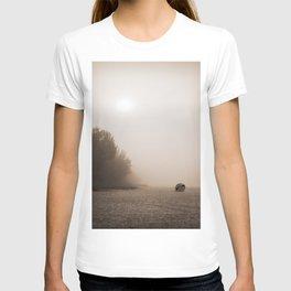 Alone at the beach T-shirt