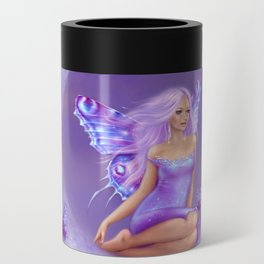 Lavender Moon Fairy Can Cooler
