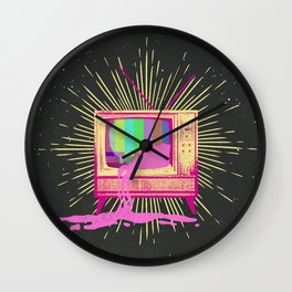 COLORVISION Wall Clock