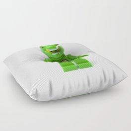 Monster shaped Godzilla Minifig Floor Pillow
