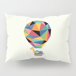 Fly High Together Pillow Sham