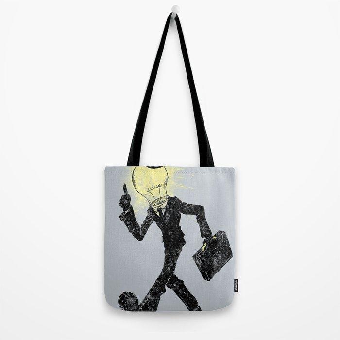 The Idea Man Tote Bag