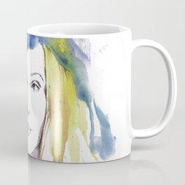 purple hat Coffee Mug
