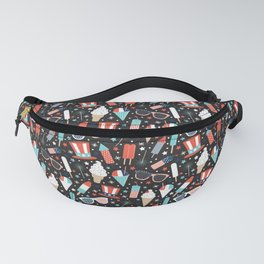 American Summer Fanny Pack