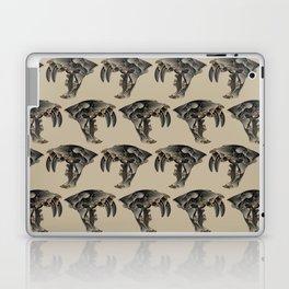 Ancient Warrior (Sabertooth Skull) Laptop & iPad Skin