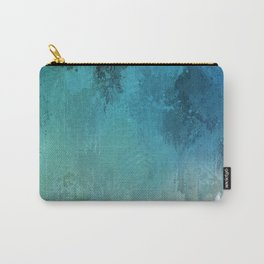 Abstract coastal art, ocean wave Carry-All Pouch