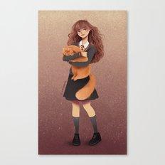 Hermione Canvas Print
