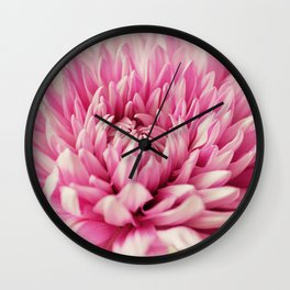 Mums III Wall Clock