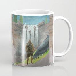 HK Bokuto's waterfall Coffee Mug
