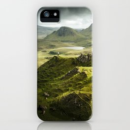Isle of Skye, Scotland iPhone Case