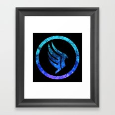 Mass Effect Paragon Framed Art Print