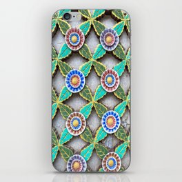 Haedong Yonggungsa Temple Door Carving IV iPhone Skin