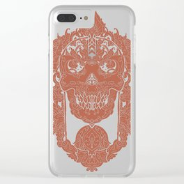 javanese Clear iPhone Case