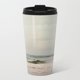 Cloudy Daydreaming by the Sea Travel Mug